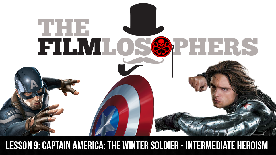Lesson 9: Captain America: The Winter Soldier – Intermediate Heroism