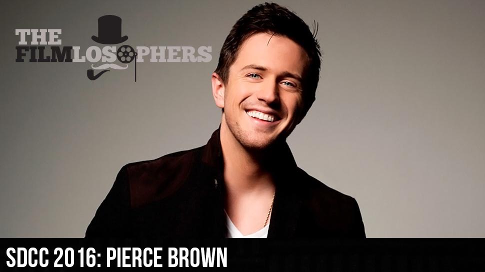 SDCC 2016: Pierce Brown