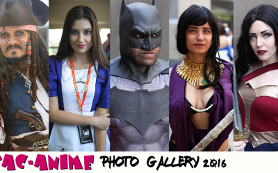 SacAnime 2016 Photo Gallery