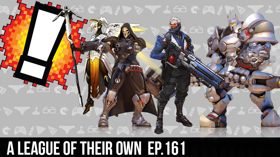 A League of Their Own ep. 161