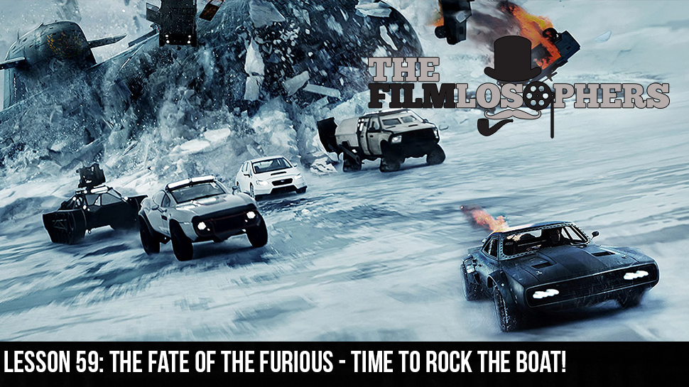 "Lesson 59: The Fate of the Furious – Time to ""Rock"" the Boat!"