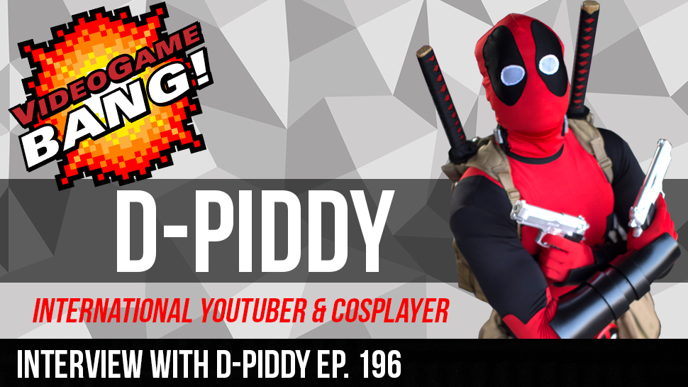 Interview with D-Piddy ep. 196