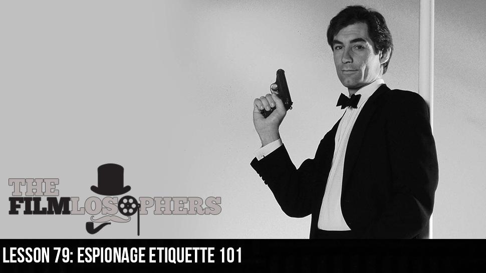 Lesson 79: Espionage Etiquette 101