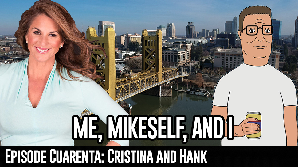 Episode Cuarenta: Cristina and Hank