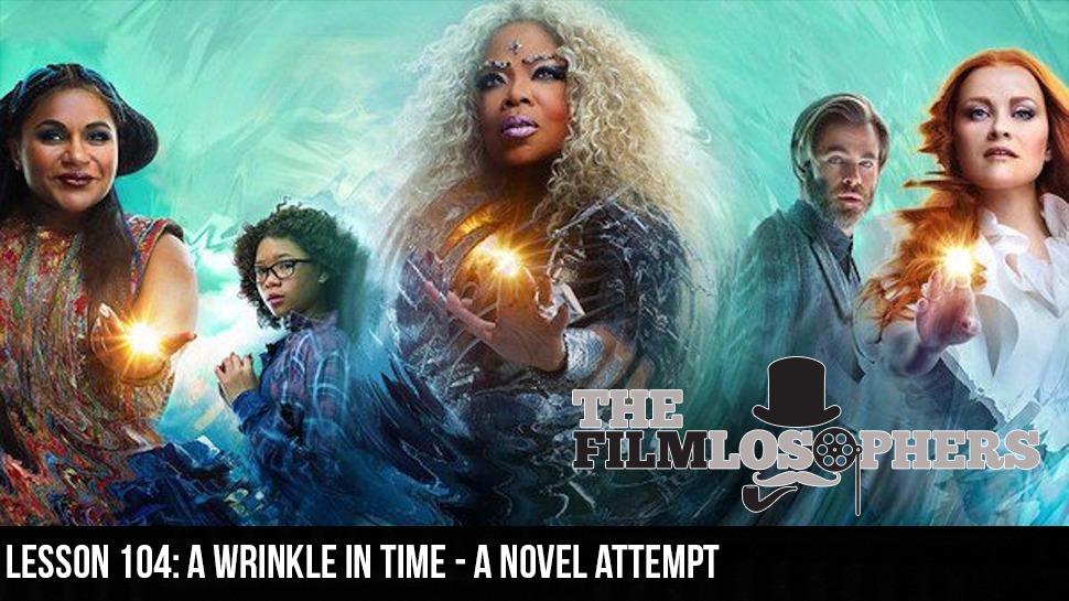 Lesson 104: A Wrinkle in Time – A Novel Attempt