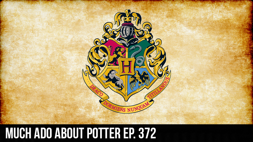Much ado about Potter ep. 372