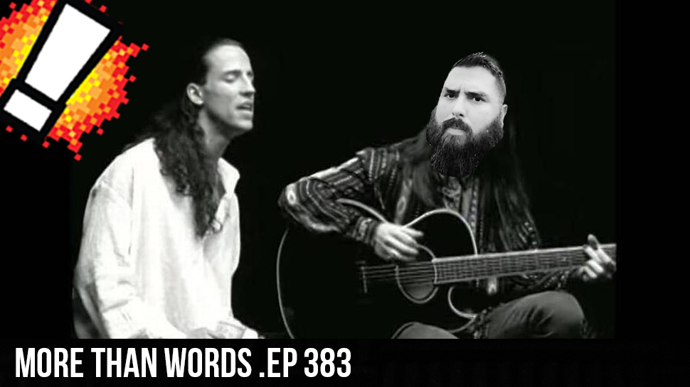 More than words .ep 383