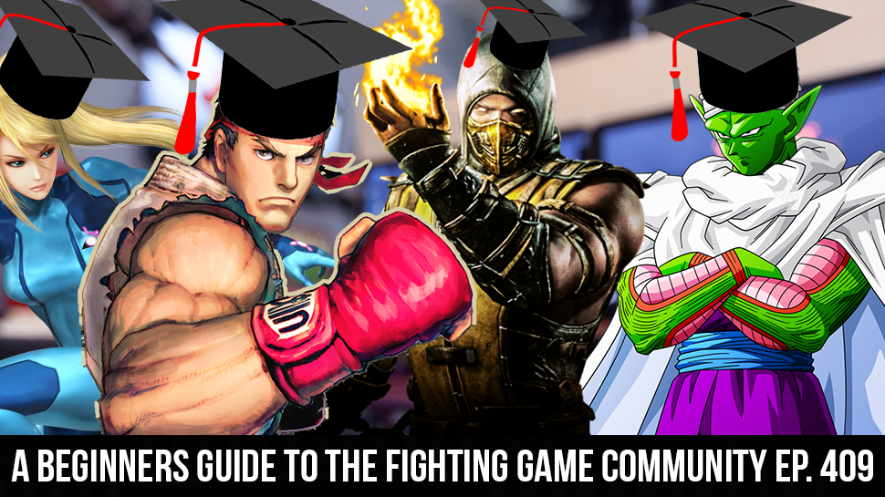 A Beginners Guide to the Fighting Game Community ep. 409