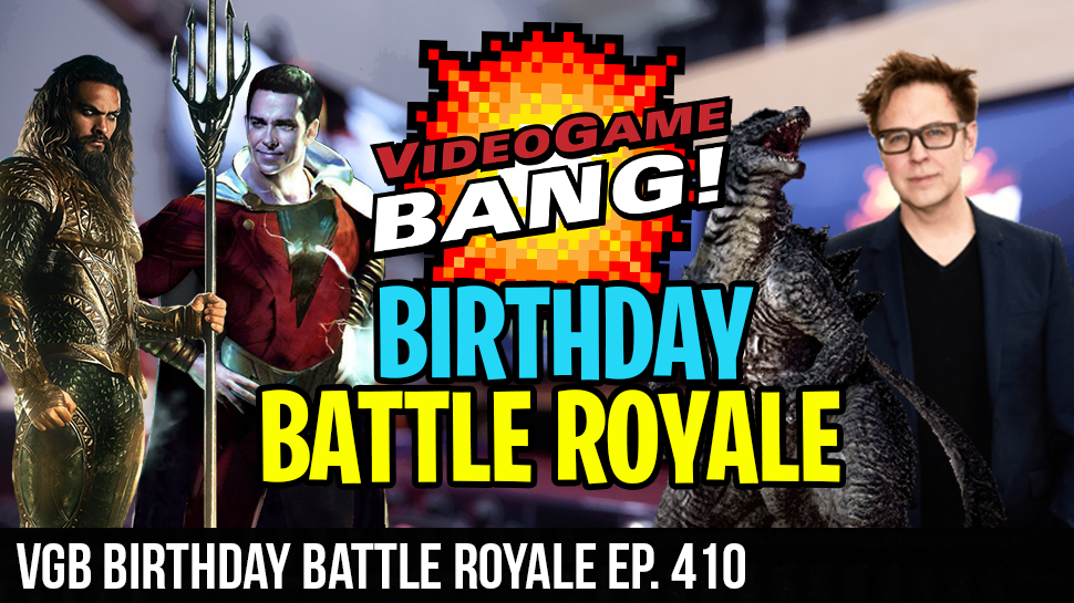 VGB Birthday Battle Royale ep. 410