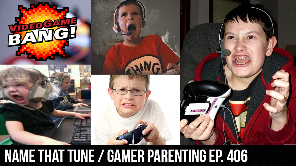 Name that Tune / Gamer Parenting ep. 406