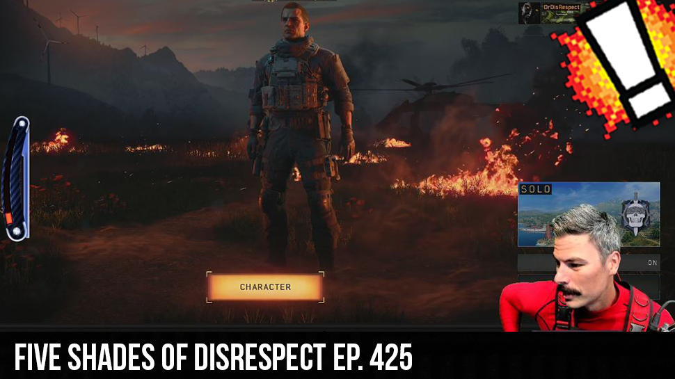 Five Shades of Disrespect ep. 425