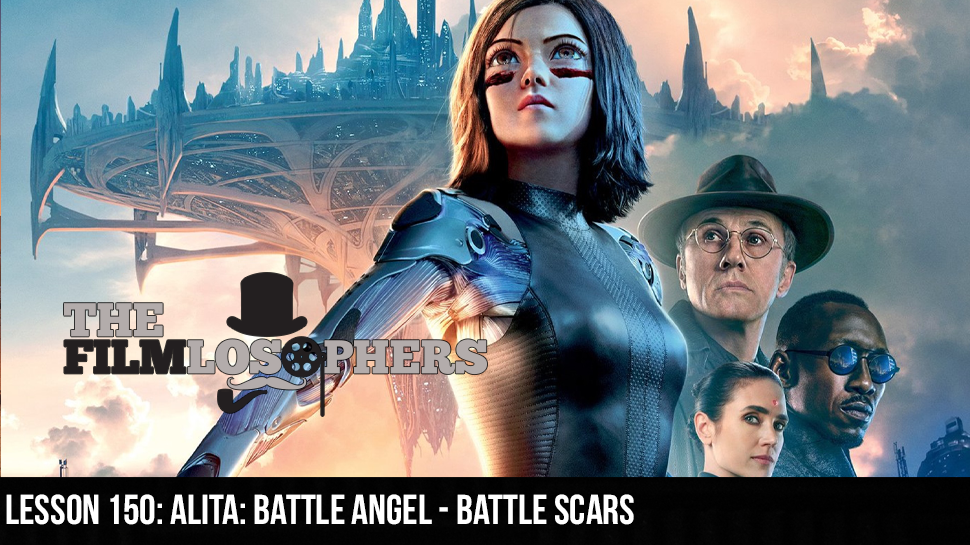 Lesson 150: Alita: Battle Angel – Battle Scars