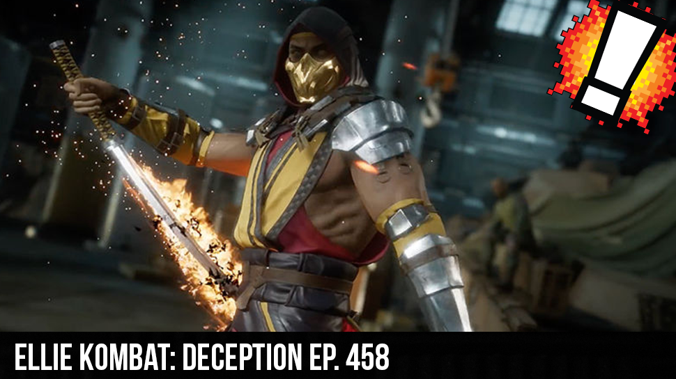 Ellie Kombat: Deception ep. 458