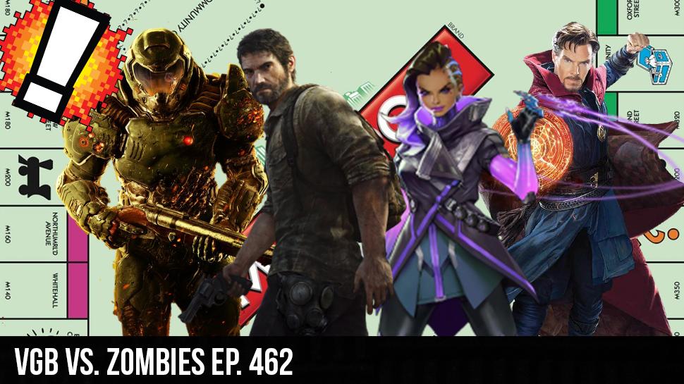VGB vs. Zombies ep. 462