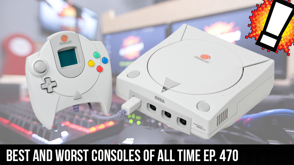 Best and Worst Consoles of All Time Ep. 470