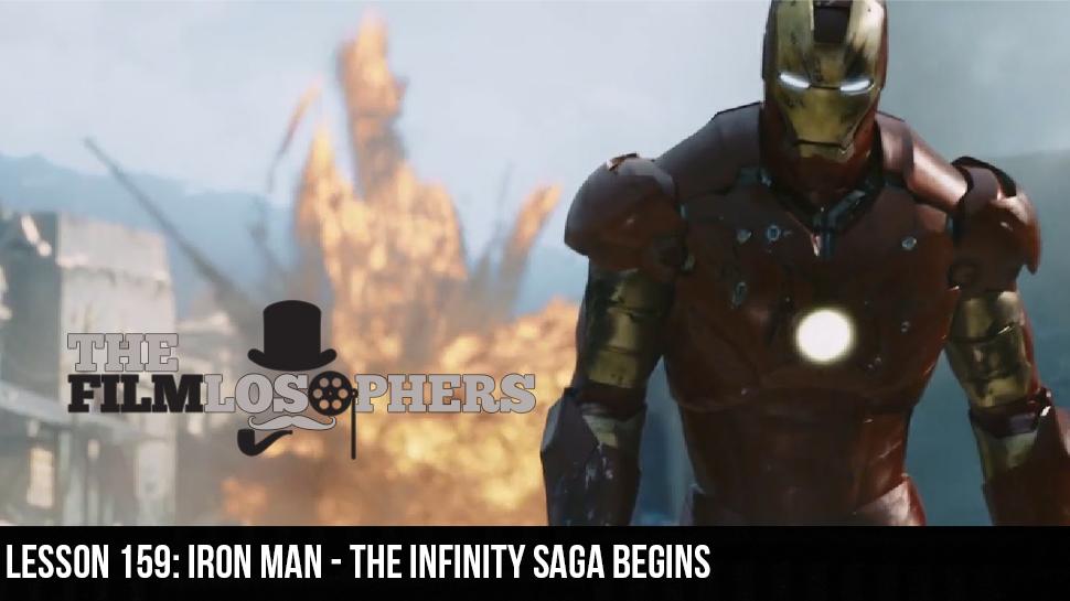 Lesson 159: Iron Man – The Infinity Saga Begins