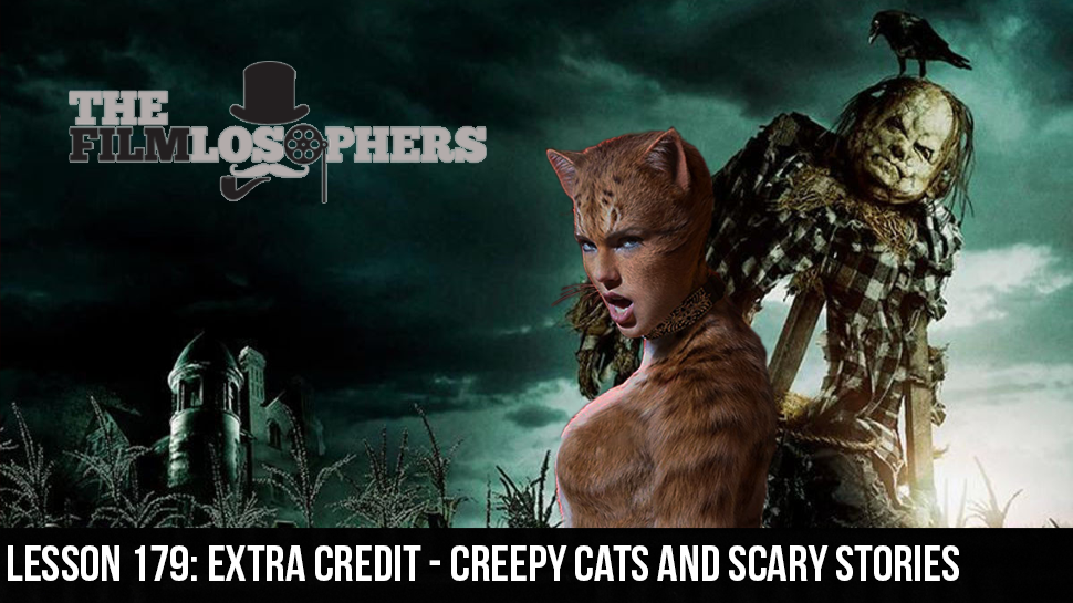 Lesson 179: Extra Credit – Creepy Cats and Scary Stories