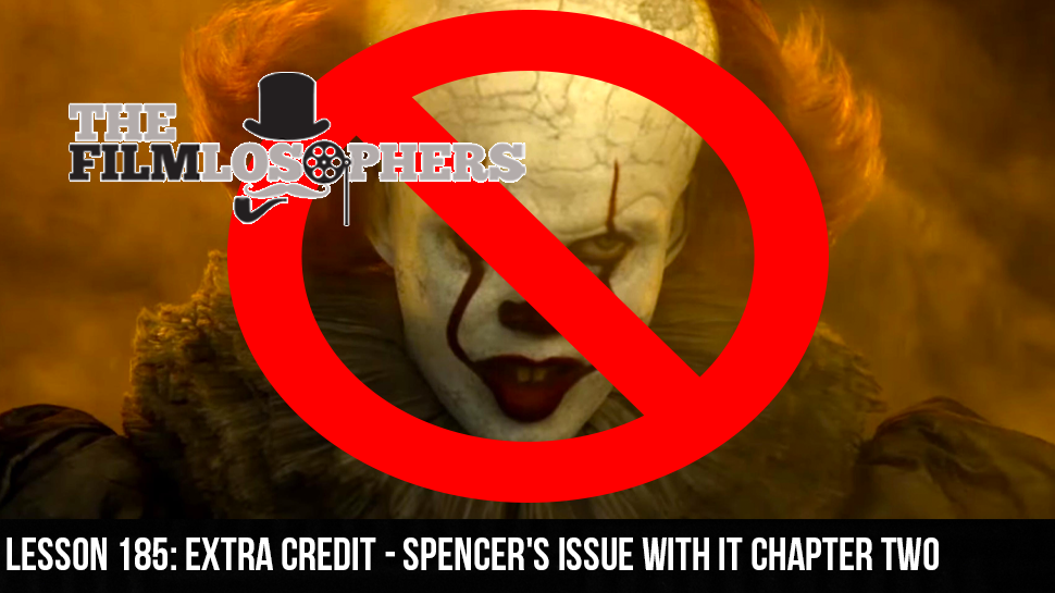 Lesson 185: Extra Credit – Spencer's Issue with It Chapter Two