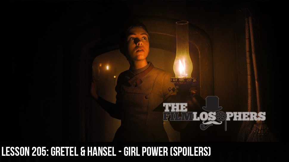Lesson 205: Gretel & Hansel – Girl Power (Spoilers)