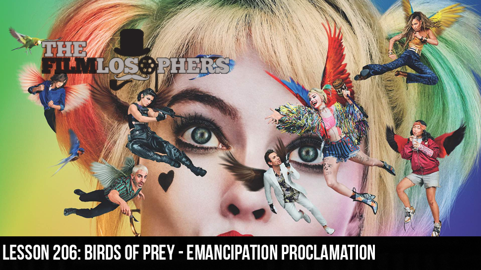 Lesson 206: Birds of Prey – Emancipation Proclamation