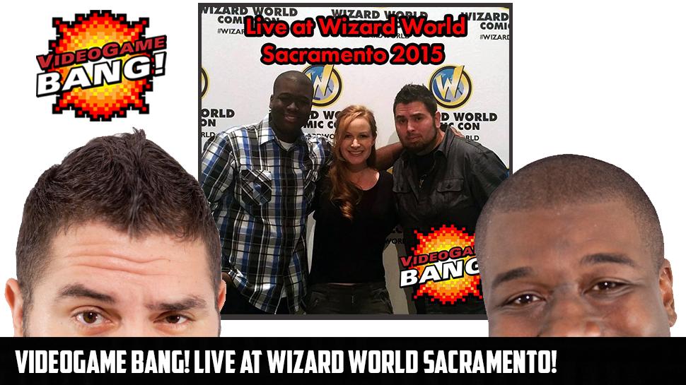 Videogame BANG! LIVE at Wizard World Sacramento!