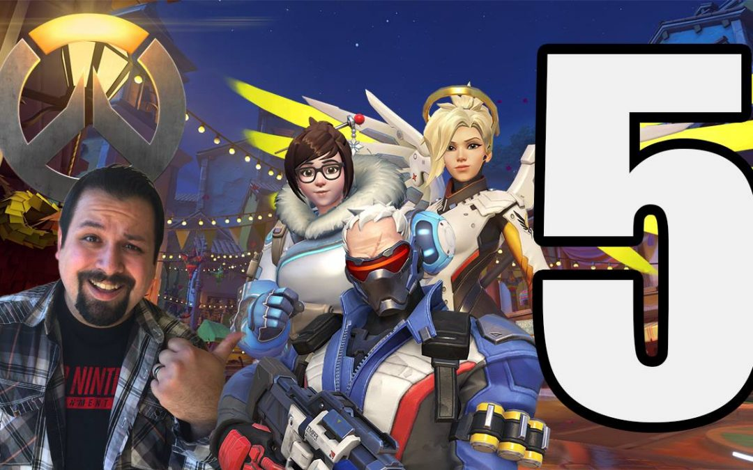Cory Featured on 'Rich Plays Overwatch'