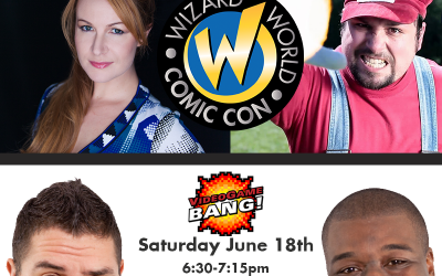 Show Description for VGB Live at Sac Wizard World