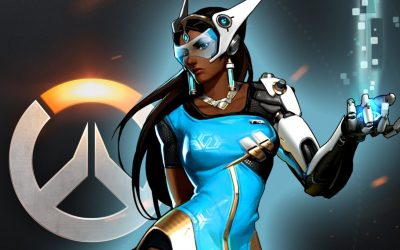 Cory's Top 3 Overwatch Characters