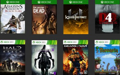 July's Xbox Games with Gold