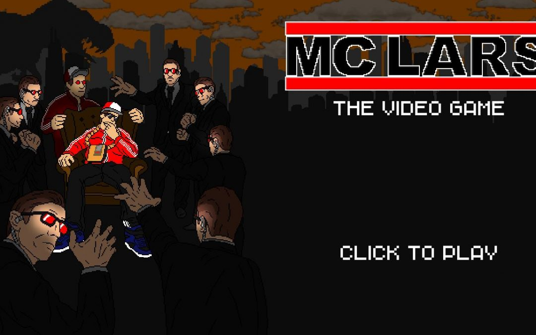 MC Lars: The Video Game Review