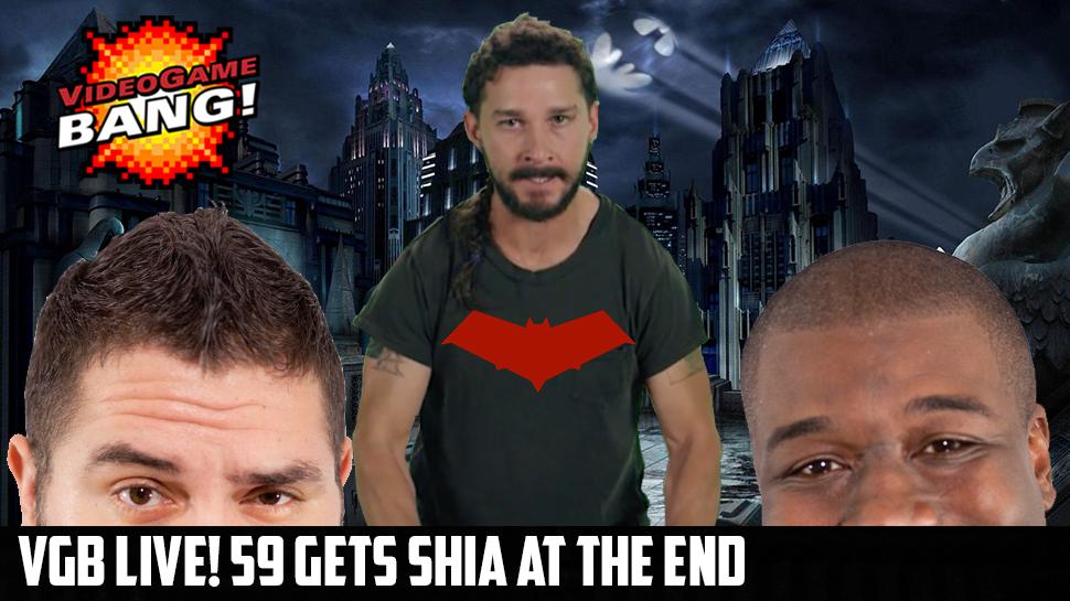 VGB Live! 59 gets Shia at the end