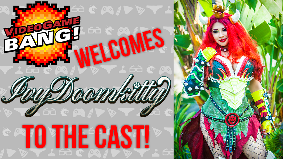 Videogame BANG! Welcomes Ivy Doomkitty to the Cast!