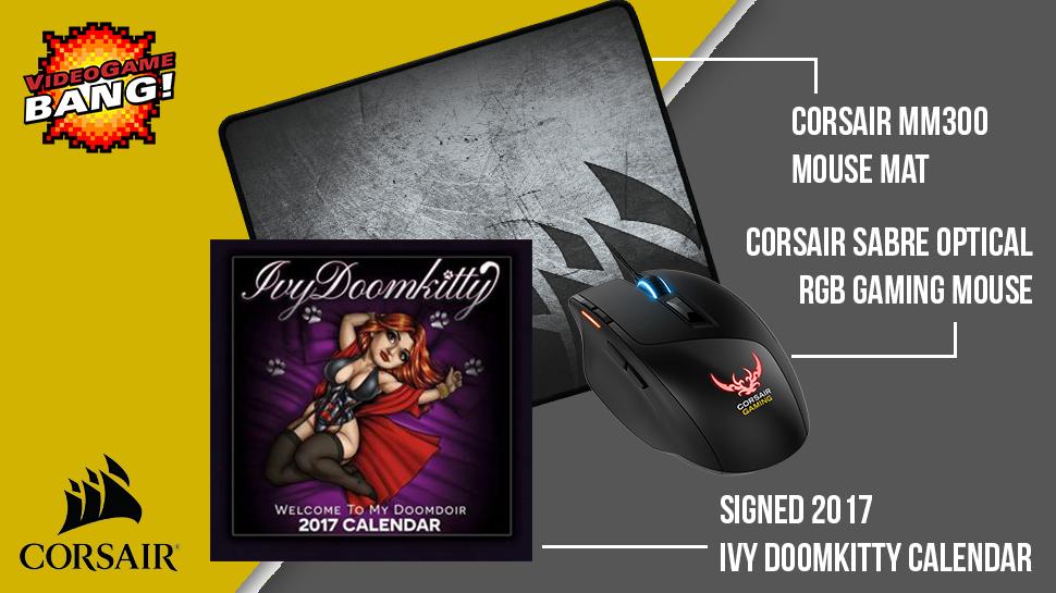 VGB Corsair-Ivy Doomkitty Giveaway