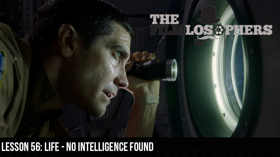 Lesson 56: Life – No Intelligence Found