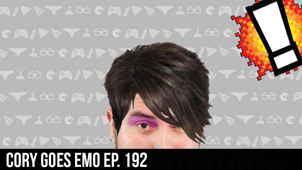Cory Goes Emo ep. 192