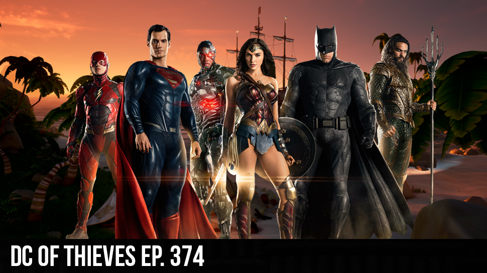 DC of thieves .ep 374