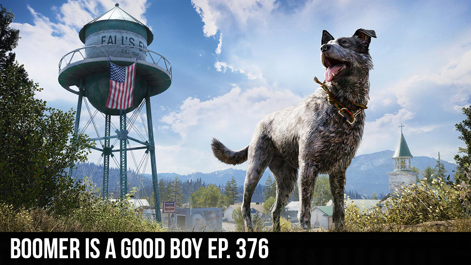 Boomer is a good boy ep. 376