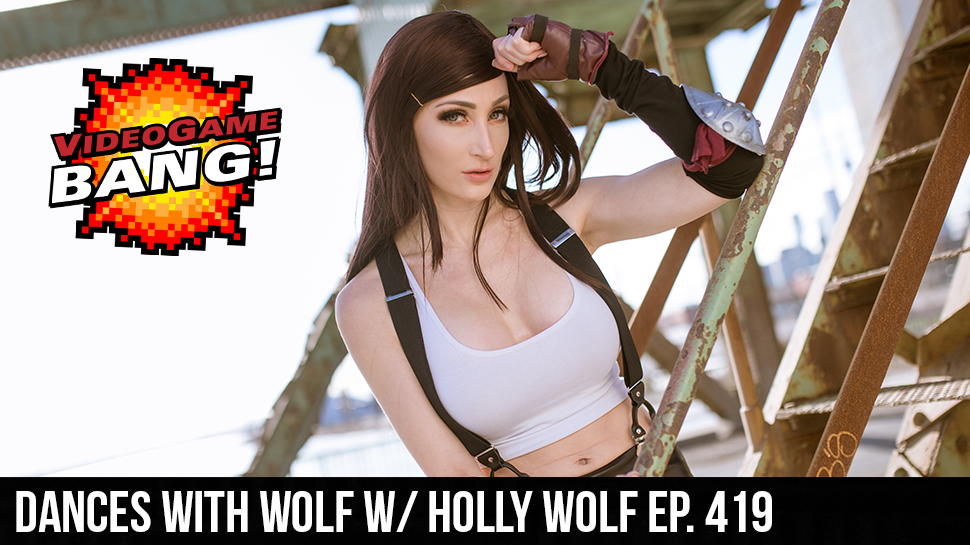 Dances with Wolf w/ Holly Wolf ep. 419