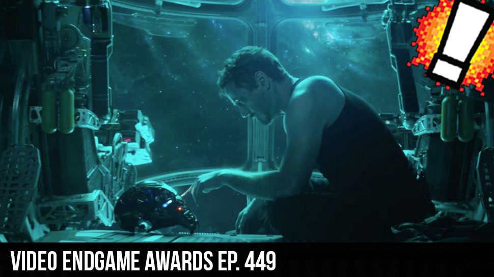 Video ENDGAME Awards feat. Anthony James Buell ep. 449