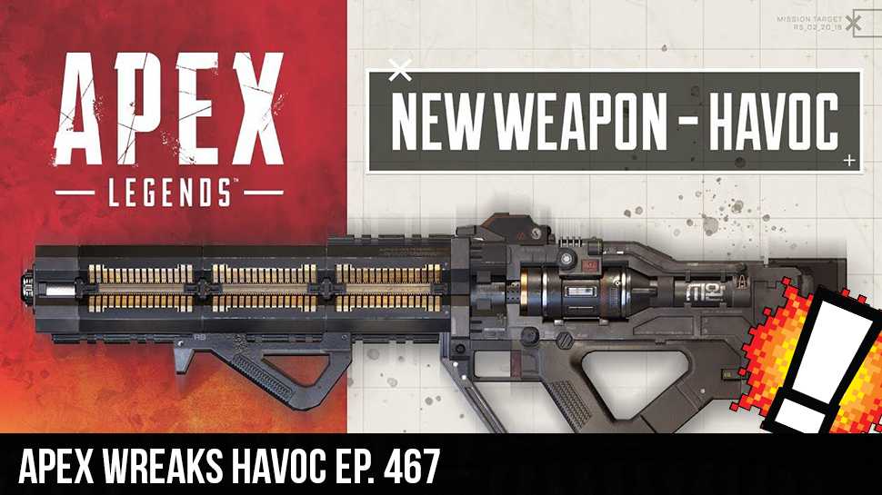 Apex Wreaks Havoc ep. 467
