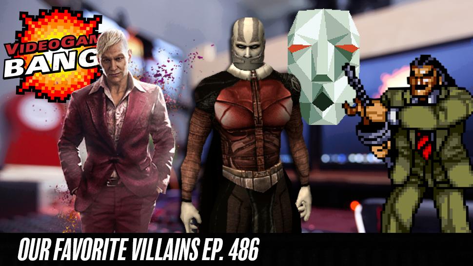 Our Favorite Villains ep. 486