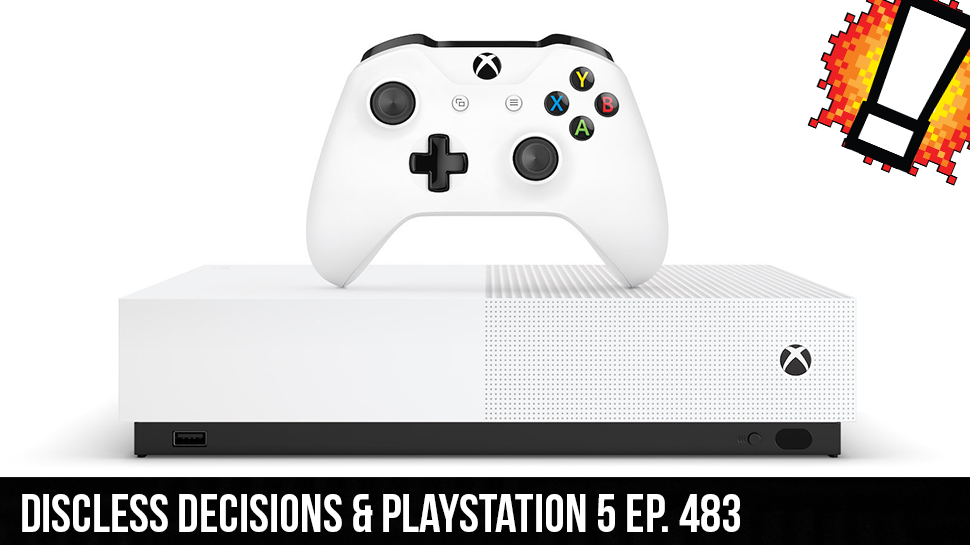 Discless Decisions & Playstation 5 ep. 483