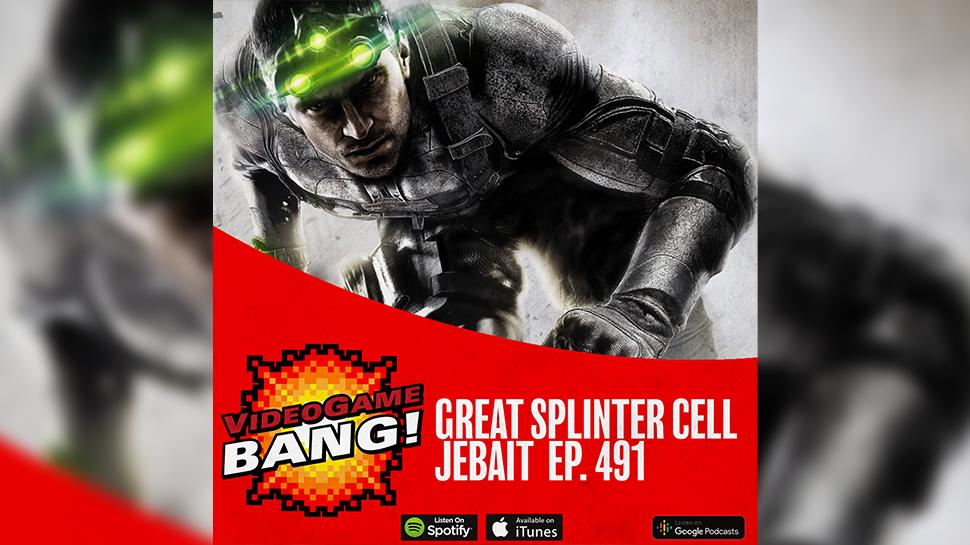 Great Splinter Cell Jebait ep. 491