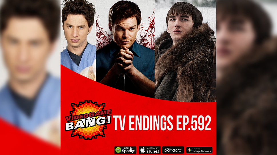TV Show Endings ep. 492
