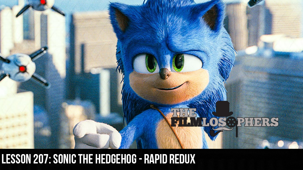 Lesson 207: Sonic the Hedgehog – Rapid Redux